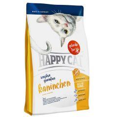 Happy Cat - Trockenfutter - Sensitive Grainfree Kaninchen (getreidefrei)