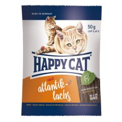 Happy Cat - Trockenfutter - Supreme Atlantik-Lachs 50g
