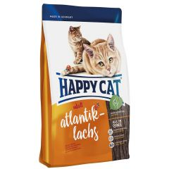Happy Cat - Trockenfutter - Supreme Atlantik-Lachs