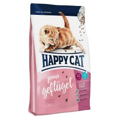 Happy Cat - Trockenfutter - Supreme Junior Geflügel