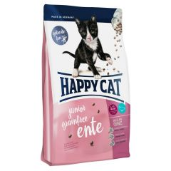 Happy Cat - Trockenfutter - Supreme Junior Grainfree Ente (getreidefrei)