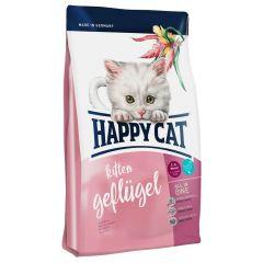 Happy Cat - Trockenfutter - Supreme Kitten Geflügel