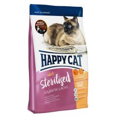 Happy Cat - Trockenfutter - Supreme Sterilised Atlantik-Lachs