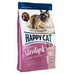 Happy Cat - Trockenfutter - Supreme Sterilised Voralpen-Rind