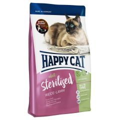 Happy Cat - Trockenfutter - Supreme Sterilised Weide-Lamm