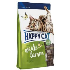 Happy Cat - Trockenfutter - Supreme Weide-Lamm
