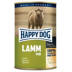 Happy Dog - Nassfutter - Single Protein Lamm Pur (getreidefrei)