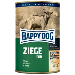 Happy Dog - Nassfutter - Single Protein Ziege Pur