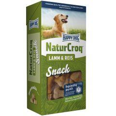 Happy Dog - Kausnack - NaturCroq Snack Lamm und Reis