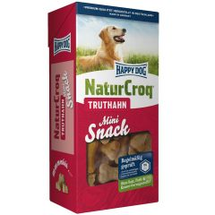 Happy Dog - Kausnack - NaturCroq Snack Mini Truthahn