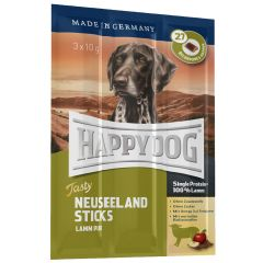 Happy Dog - Snack - Tasty Neuseeland Sticks (getreidefrei)