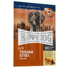 Happy Dog - Snack - Tasty Toscana Sticks (getreidefrei)