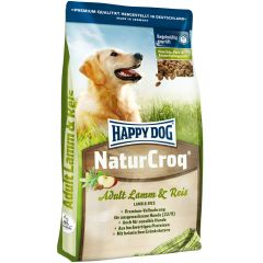 Happy Dog - Trockenfutter - NaturCroq Adult Lamm und Reis