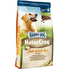 Happy Dog - Trockenfutter - NaturCroq Adult Rind und Reis