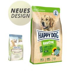 Happy Dog - Trockenfutter - NaturCroq Lamm & Reis