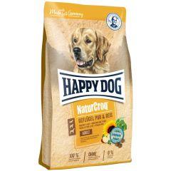Happy Dog - Trockenfutter - NaturCroq Geflügel pur & Reis