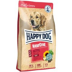 Happy Dog  - Trockenfutter -  NaturCroq Active