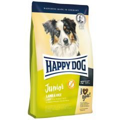 Happy Dog - Trockenfutter - Supreme Young Junior Lamb and Rice