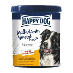 Happy Dog - Ergänzungsfutter - Multivitamin Mineral