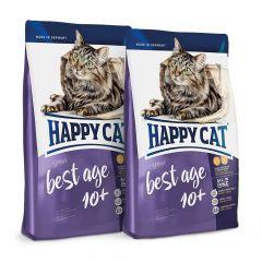 Happy Cat - Trockenfutter - Vorteilspaket Best Age 2 x 4kg