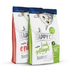 Happy Cat - Trockenfutter - Sensitive Vorteilspaket 2 x 1,4kg