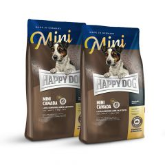 Happy Dog - Trockenfutter - Vorteilspaket Mini Canada 2 x 4kg