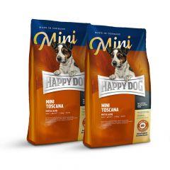 Happy Dog - Trockenfutter - Vorteilspaket Mini Weltreise 2 x 4kg