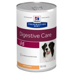 Hill's - Nassfutter - Prescription Diet Canine Digestive Care i/d Recovery Pack mit Truthahn