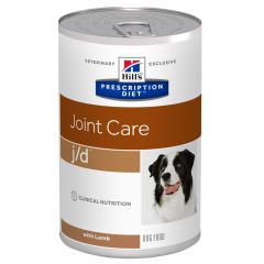 Hill's - Nassfutter - Prescription Diet Canine Joint Care j/d mit Lamm