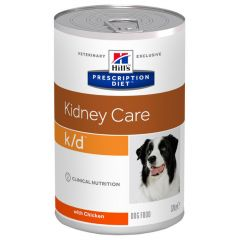Hill's - Nassfutter - Prescription Diet Canine Kidney Care k/d mit Huhn
