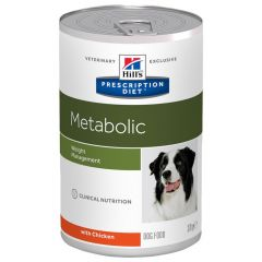 Hill's - Nassfutter - Prescription Diet Canine Metabolic Weight Management mit Huhn