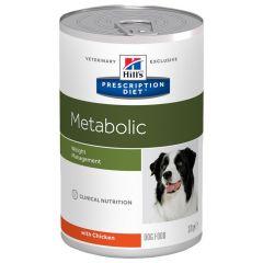 Hill's - Nassfutter - Prescription Diet Canine Metabolic Weight Management mit Huhn