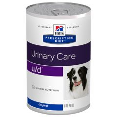 Hill's - Nassfutter - Prescription Diet Canine Urinary Care u/d Original