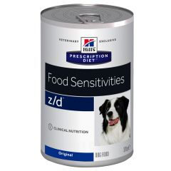 Hill's - Nassfutter - Prescription Diet Canine Food Sensitivities z/d Original