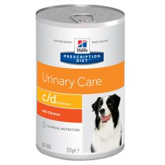 Hill's - Nassfutter - Prescription Diet Canine Urinary Care c/d Multicare mit Huhn