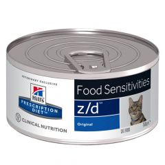 Hill's - Nassfutter - Prescription Diet Feline Food Sensitivities z/d Original
