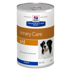 Hill's - Nassfutter - Prescription Diet Canine Urinary Care s/d Original