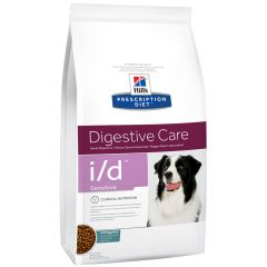 Hill's - Trockenfutter - Prescription Diet Canine Digestive Care i/d Sensitive mit Ei und Reis
