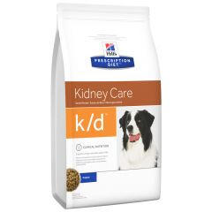 Hill's - Trockenfutter - Prescription Diet Canine Kidney Care k/d Original