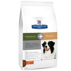 Hill's - Trockenfutter - Prescription Diet Canine Weight & Joint Care Metabolic + Mobility mit Huhn