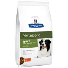 Hill's - Trockenfutter - Prescription Diet Canine Metabolic Weight Management mit Huhn