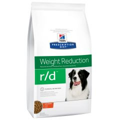 Hill's - Trockenfutter - Prescription Diet Canine Weight Reduction r/d mit Huhn