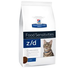 Hill's - Trockenfutter - Prescription Diet Feline Food Sensitivities z/d Original