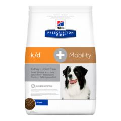 Hill's - Trockenfutter - Prescription Diet Canine Kidney & Joint Care k/d + Mobility Original