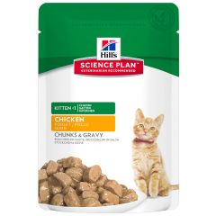 Hill's - Nassfutter - Science Plan Feline Kitten Healthy Development Huhn