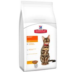 Hill's - Trockenfutter - Science Plan Feline Adult Light Huhn