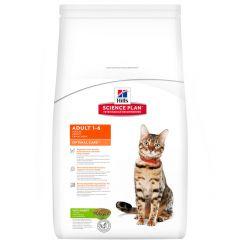 Hill's - Trockenfutter - Science Plan Feline Adult Optimal Care mit Kaninchen