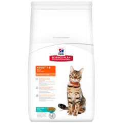 Hill's - Trockenfutter - Science Plan Feline Adult Optimal Care mit Thunfisch