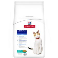 Hill's - Trockenfutter - Science Plan Feline Mature Adult 7+ Active Longevity mit Thunfisch