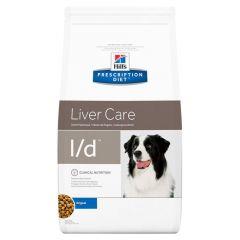 Hill's - Trockenfutter - Prescription Diet Canine Liver Care l/d Original